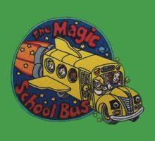The Magic School Bus One Piece - Short Sleeve