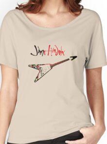 jimmy hendrix Women's Relaxed Fit T-Shirt