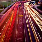 Traffic Trails by Stephen Knowles