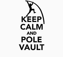 Keep calm and Pole vault Unisex T-Shirt