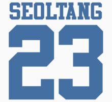 BTS/Bangtan Boys 'SEOLTANG 23'  by PaolaAzeneth