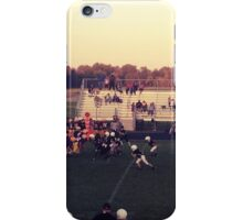 Small Town Football Game iPhone Case/Skin