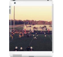 Small Town Football Game iPad Case/Skin