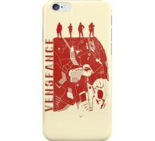 M.G.S Vengeance iPhone Case/Skin