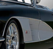1958 Chevrolet Corvette 3Q 'Studio' Sticker