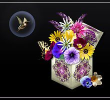 Spring In a Box by Kathy Weaver