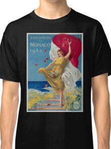 Leonetto Cappiello Affiche PLM Exposition Monaco Classic T-Shirt