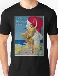 Leonetto Cappiello Affiche PLM Exposition Monaco T-Shirt