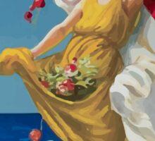Leonetto Cappiello Affiche PLM Exposition Monaco Sticker