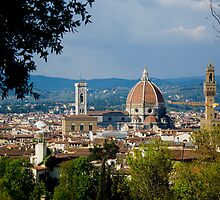 Duomo di Firenze, Italy by amyjgrigg
