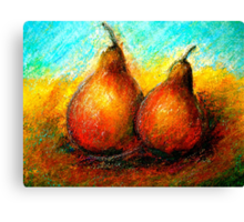 Two of a Kind... Canvas Print