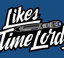 Likes Time Lords by FandomFeelings
