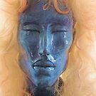 Blue Face With Collar by SuddenJim