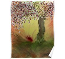 Cherry Blossom Tree of Mine, Our Rising Sun Poster