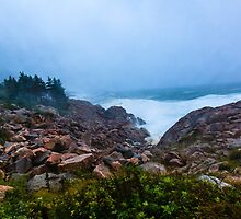 Stormy Day Cape Breton by bengraham