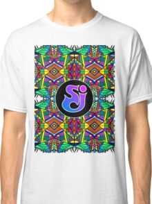 String Cheese Incident - Trippy Pattern 2 Classic T-Shirt