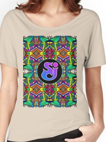 String Cheese Incident - Trippy Pattern 2 Women's Relaxed Fit T-Shirt
