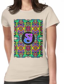 String Cheese Incident - Trippy Pattern 2 Womens Fitted T-Shirt