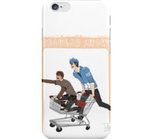 Regular shopping iPhone Case/Skin