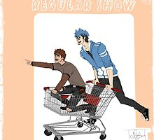 Regular shopping by Katze