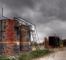 Oilfield Art - 4 by jphall