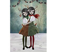 Holly & Ivy Photographic Print