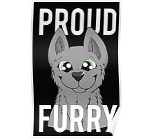 Proud Furry Poster