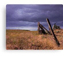 Storm over Knopp Ranch Canvas Print