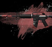 M4A1-S | Cyrex by SALSAMAN