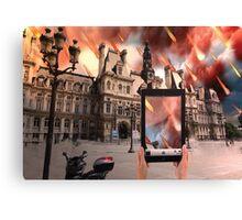 iPad Apocalypse Canvas Print