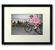 Danilo DiLuca Framed Print