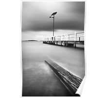 Rhyll boat ramp and jetty Poster