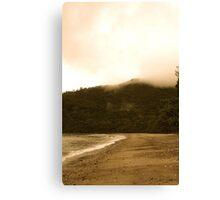 Cow Bay beach Canvas Print