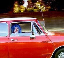 Damn Clowns by AndyGii