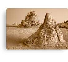 Mungo National Park Canvas Print