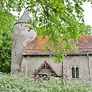 Church of St.Peter, Southease, East Sussex by dgbimages