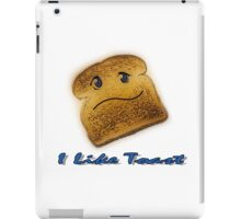 Toasty humor iPad Case/Skin