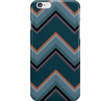 Zigs to Zags iPhone Case/Skin
