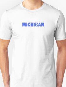 Ice Caps in Michigan T-Shirt
