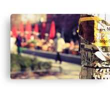 Streets of Berlin #3 Canvas Print