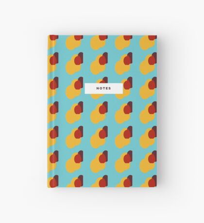 Blob Notes Hardcover Journal