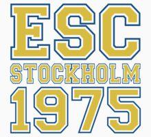 ESC Stockholm 1975 [Eurovision] Kids Clothes