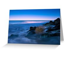 """""""Spinifex By The Sea"""" Greeting Card"""