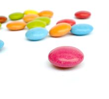 Smarties by Rebecca Johnson