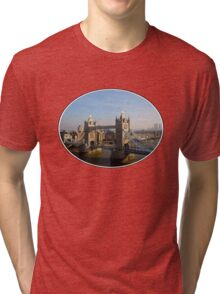 Tower Bridge Tri-blend T-Shirt