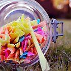 Pixie Sticks by Rebecca Johnson