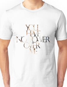 Labyrinth Quote Unisex T-Shirt