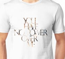 Labyrinth Quote Unisex T-Shirt