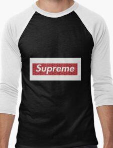 Supreme X Goyard Box Logo T-Shirt