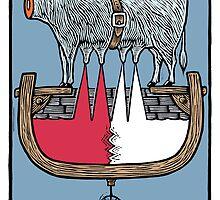 Psychomachia by Ellis Nadler